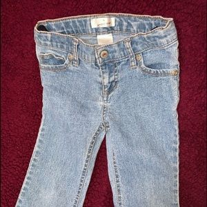 Toddler Girl 4T Jeans by Jumping Beans  -$12